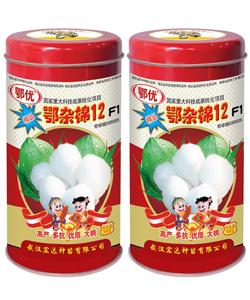 精品鄂杂棉12罐装