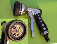 花园水枪、花园浇花水枪、清洗水枪、园艺水枪