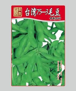 台湾75-3毛豆