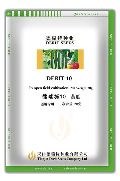 露地黄瓜种子--德瑞特10