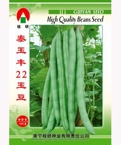 泰玉丰22玉豆