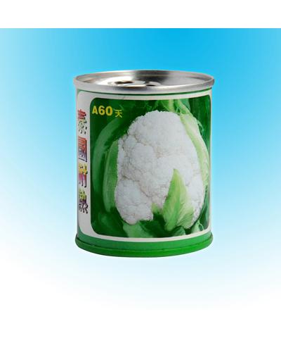 206#马口铁素铁圆罐包装