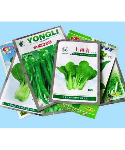 镀铝纸塑复合种子包装袋