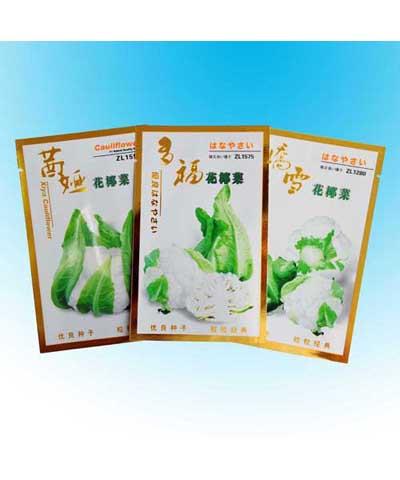 铝箔纸塑复合种子袋