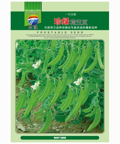 珍绿荷兰豆
