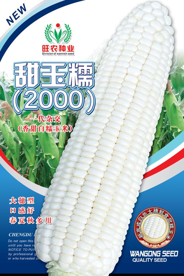 甜玉糯2000
