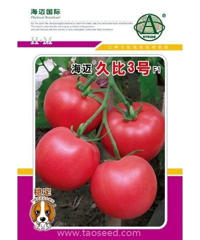 海迈久比3号粉果番茄