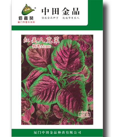 红美人苋菜 250g/包