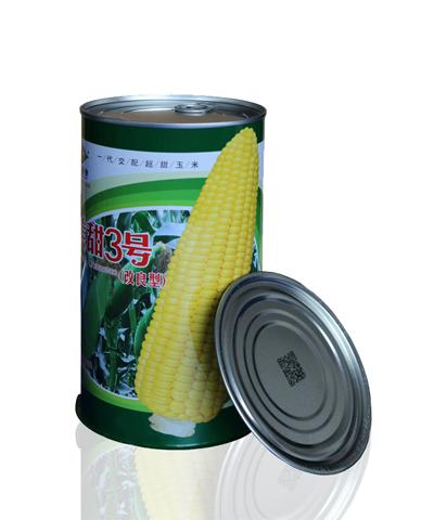 改良型美甜3号玉米 450克/罐