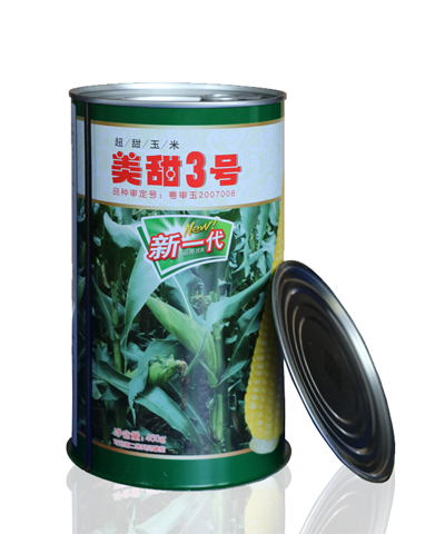 新一代美甜3号 鲜食玉米 450克/罐