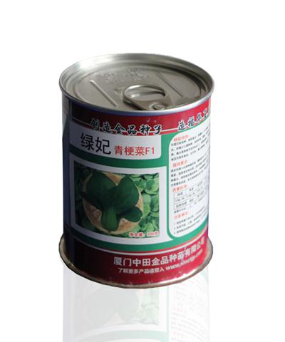 绿妃青梗菜 200克/罐
