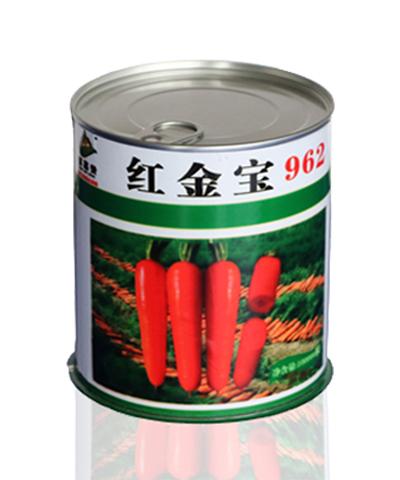 红金宝962胡萝卜10万粒/罐