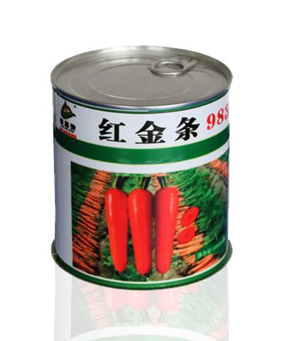 红金条983胡萝卜   10万粒/罐