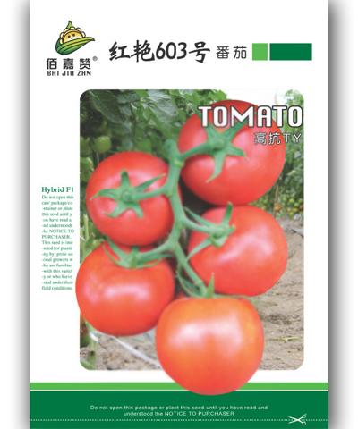 红艳603番茄  1000粒/包