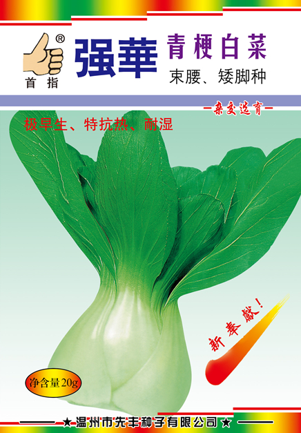 强华青梗白菜